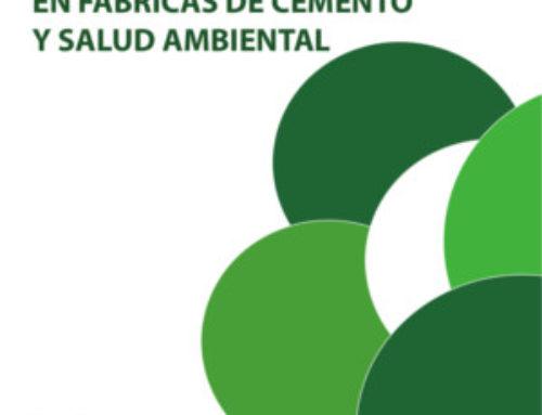 Recuperación energética de residuos en fábricas de cemento y salud ambiental