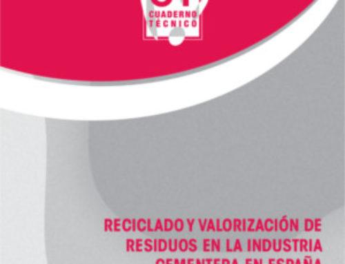 Reciclado y valorización de residuos en la industria cementera en España (Actualización año 2010)