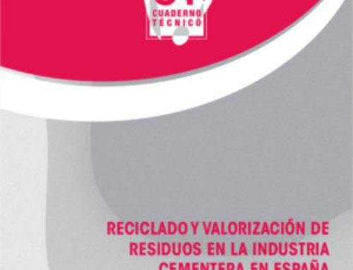 Reciclado y valorización de residuos en la industria cementera en España (Actualización año 2011)