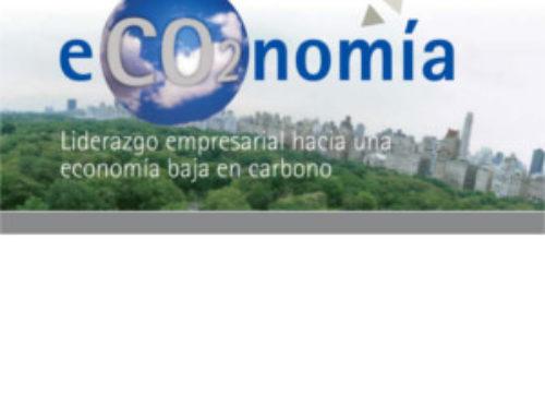 eCO2nomía Liderazgo empresarial hacia una economía baja en carbono