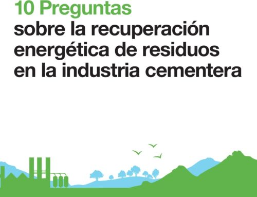 Informe Recuperación energética de residuos en la industria cementera