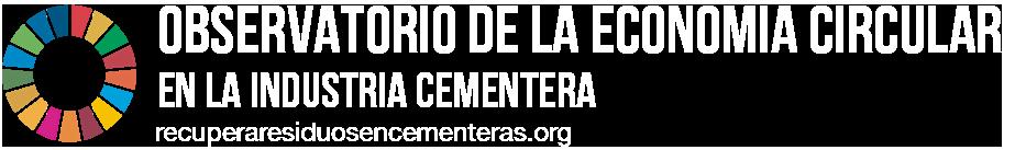 Recupera residuos en cementeras Logo